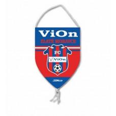 Vlajočka FC ViOn Zlaté Moravce 2015 vz. 3