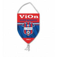 Vlajočka FC ViOn Zlaté Moravce 2015 vz. 4