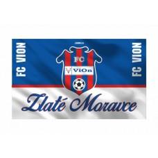 Zástava FC ViOn Zlaté Moravce 2015 vz. 2