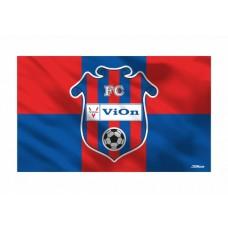 Zástava FC ViOn Zlaté Moravce 2015 vz. 3