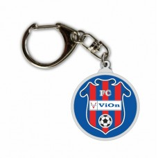 Prívesok logo FC ViOn Zlaté Moravce  2015 vz. 1