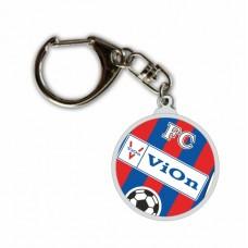 Prívesok logo FC ViOn Zlaté Moravce  2015 vz. 3