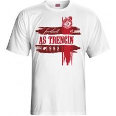 Tričko AS Trenčín vz. 14 - biela
