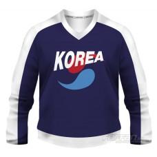 Kórea - fanúšikovský dres, modrá verzia