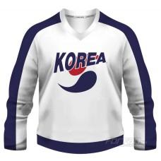 Kórea - fanúšikovský dres, biela verzia