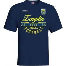 Tričko  MFK Zemplín Michalovce vz. 13 - modrá–tmavomodrá