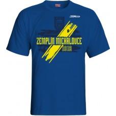 Tričko  MFK Zemplín Michalovce vz. 14 - royal modrá