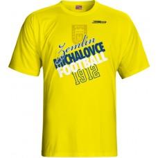 Tričko  MFK Zemplín Michalovce vz. 16 - žltá
