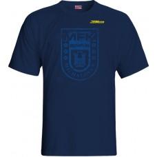 Tričko  MFK Zemplín Michalovce vz. 17 - modrá–tmavomodrá