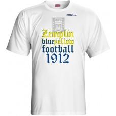 Tričko  MFK Zemplín Michalovce vz. 18 - biela