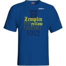 Tričko  MFK Zemplín Michalovce vz. 18 - royal modrá