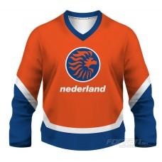 Holandsko - fanúšikovský dres, oranžová verzia