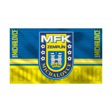 Zástava  MFK Zemplín Michalovce 2015 vz. 2
