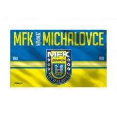 Zástava  MFK Zemplín Michalovce 2015 vz. 4