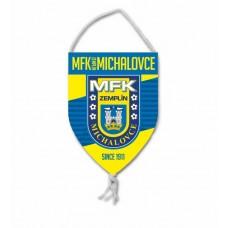 Vlajočka  MFK Zemplín Michalovce 2015 vz. 2