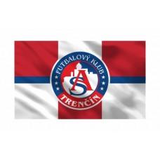 Zástava AS Trenčín 2015 vz. 1