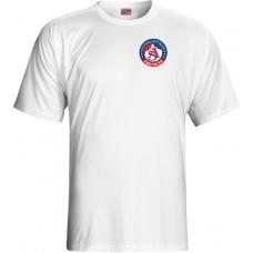 Detské tričko AS Trenčín vz. 11 - biela