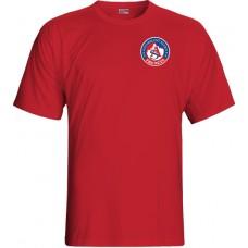 Detské tričko AS Trenčín vz. 11 - červená