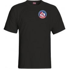 Detské tričko AS Trenčín vz. 11 - čierna
