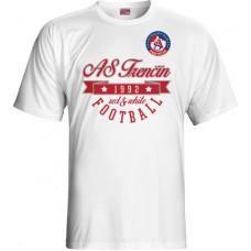Detské tričko AS Trenčín vz. 13 - biela