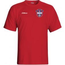 Detské tričko FC ViOn Zlaté Moravce  vz. 11 - červená