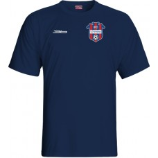 Detské tričko FC ViOn Zlaté Moravce  vz. 11 - modrá–tmavomodrá