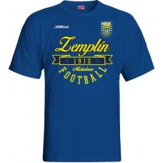 Detské tričko MFK Zemplín Michalovce vz. 13 - royal modrá