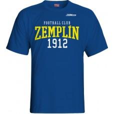 Detské tričko MFK Zemplín Michalovce vz. 19 - royal modrá
