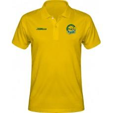 Polo tričko BK Levickí Patrioti - žltá