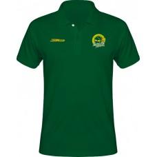 Polo tričko BK Levickí Patrioti - zelená