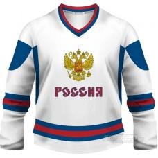 Rusko - fanúšikovský dres, biela verzia