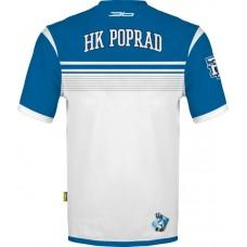 Tričko (dres) HK Poprad - biela