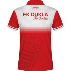 Polokošeľa FK Dukla Banská Bystrica 2015 - červená