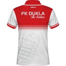 Polokošeľa FK Dukla Banská Bystrica 2015 - biela
