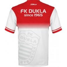 Tričko (dres)  FK Dukla Banská Bystrica 2015 - biela
