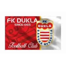 Zástava FK Dukla Banská Bystrica 2015 vz. 1