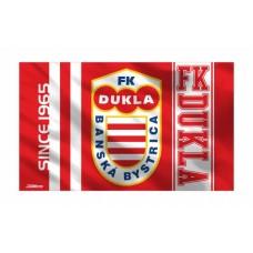 Zástava FK Dukla Banská Bystrica 2015 vz. 3