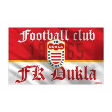 Zástava FK Dukla Banská Bystrica 2015 vz. 4