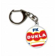 Prívesok logo FK Dukla Banská Bystrica 2015 vz. 1