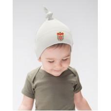 Baby čiapka s uzlom FK Dukla Banská Bystrica