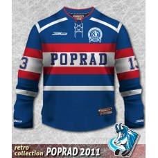 HK POPRAD retro collection, tmavý authentic