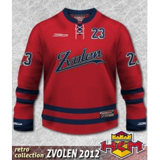 HKM ZVOLEN retro collection, červený