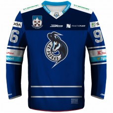 PLAY OFF Dres HK POPRAD 2017/18 AUTHENTIC tmavý