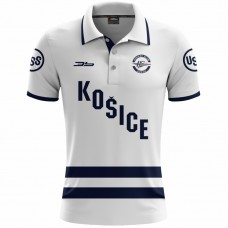 Polokošeľa HK Košice 0119 - biela