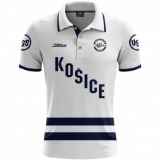 Polokošeľa HC Košice 0119 - biela