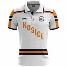 Polokošeľa HK Košice 0219 - biela