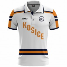 Polokošeľa HC Košice 0219 - biela