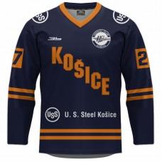Dres Extraliga HC Košice 2019/20 Replika tmavý bez reklám