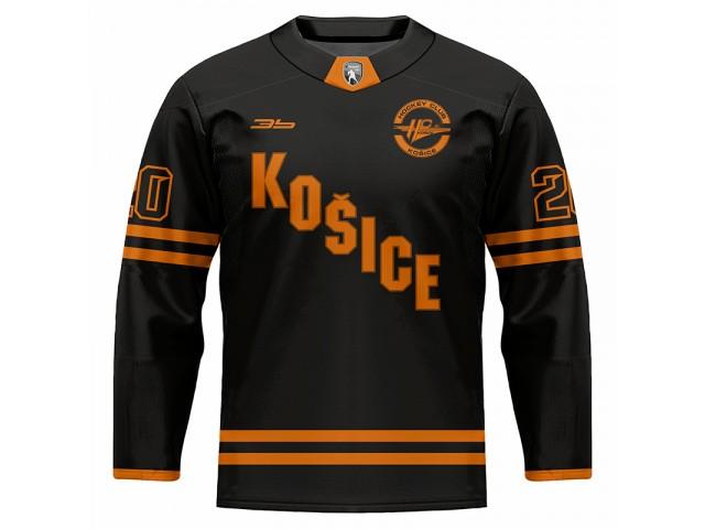 Dres HC Košice 2020/21 AUTHENTIC tmavý