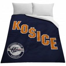 Zateplená prikrývka + deka v jednom  HC Košice 0219